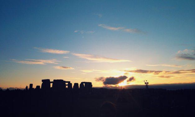 Start Your Summer at Stonehenge