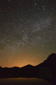 Star Gazing Tenerife Canary Islands