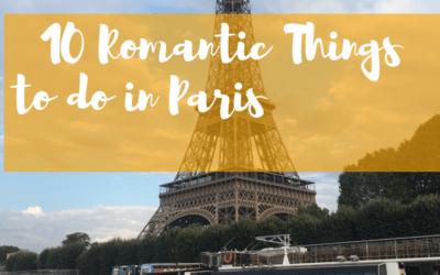 10 Romantic Date Ideas For Your Trip to Paris