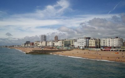 A Couples' Weekend Guide to Brighton