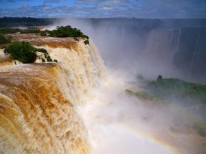 IGUAÇU falls honeymoon