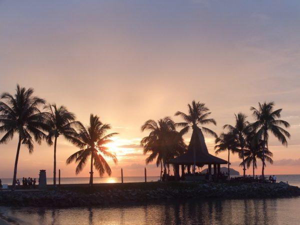 Kota Kinabalu Honeymoon