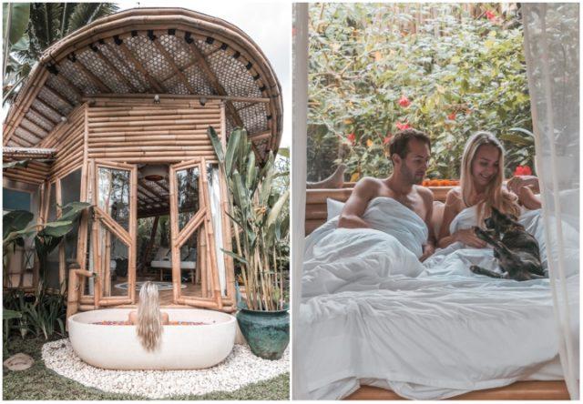 Hideout Lightroom in Bali honeymoon resort
