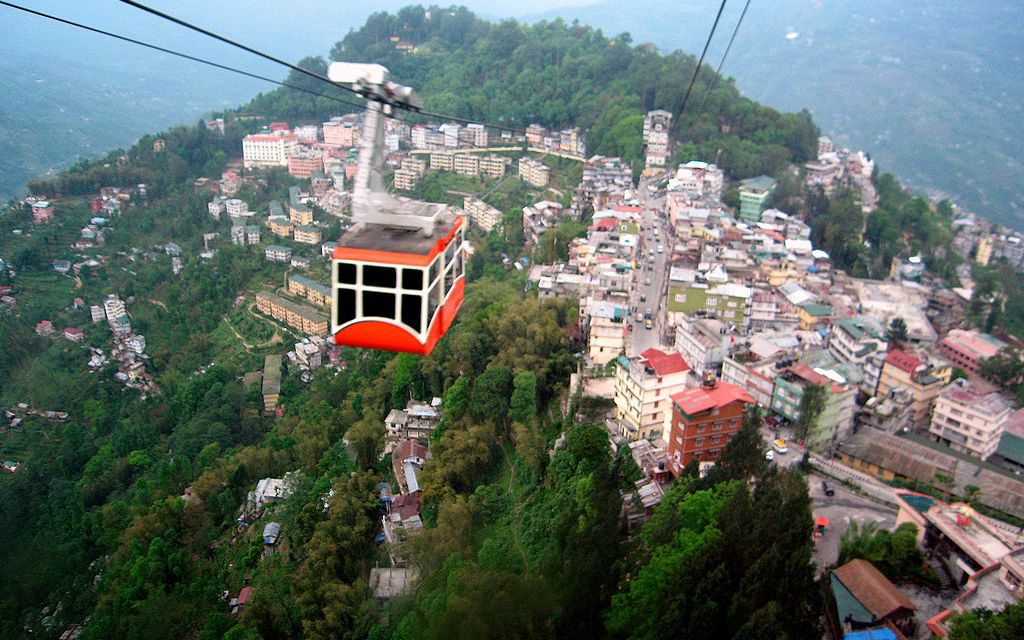 A Honeymoon in Gangtok