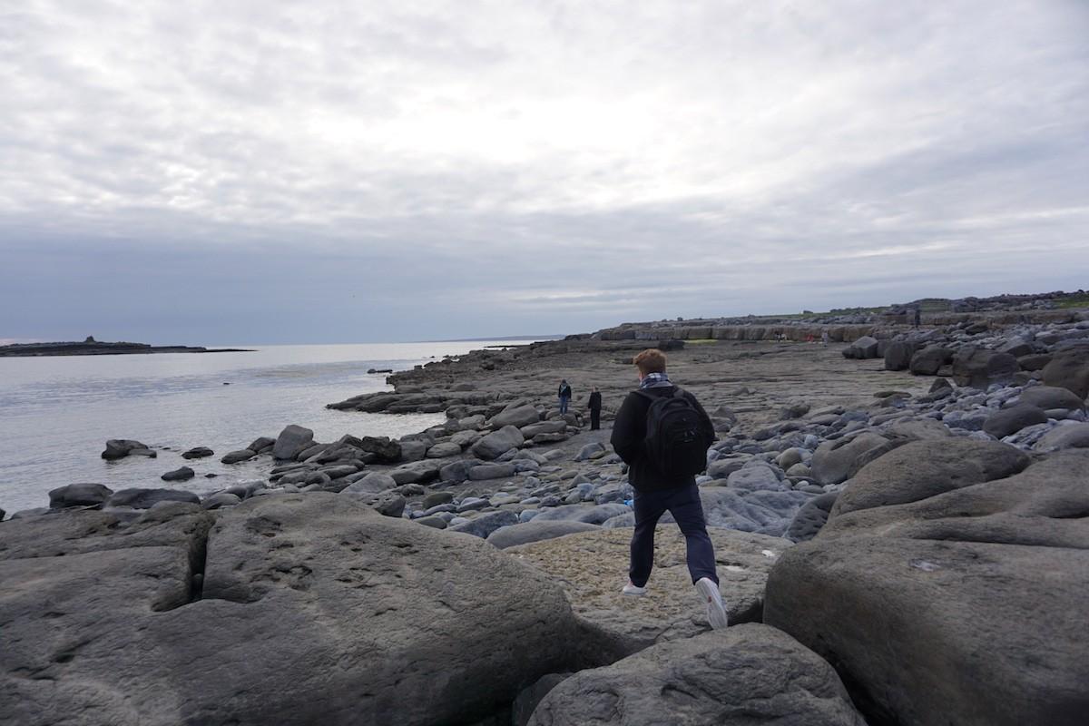 Doolin Pier Coast