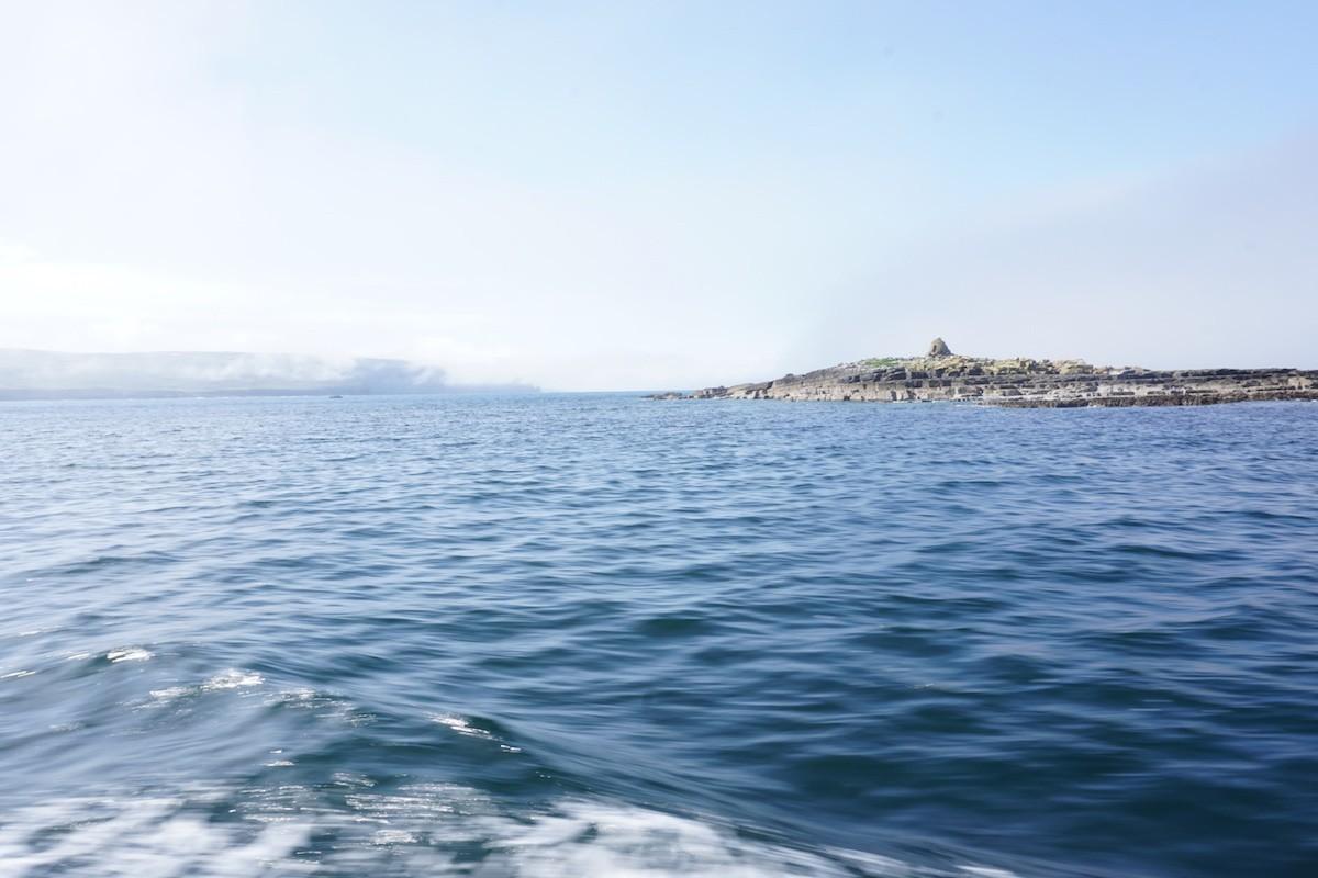 small island off Doolin