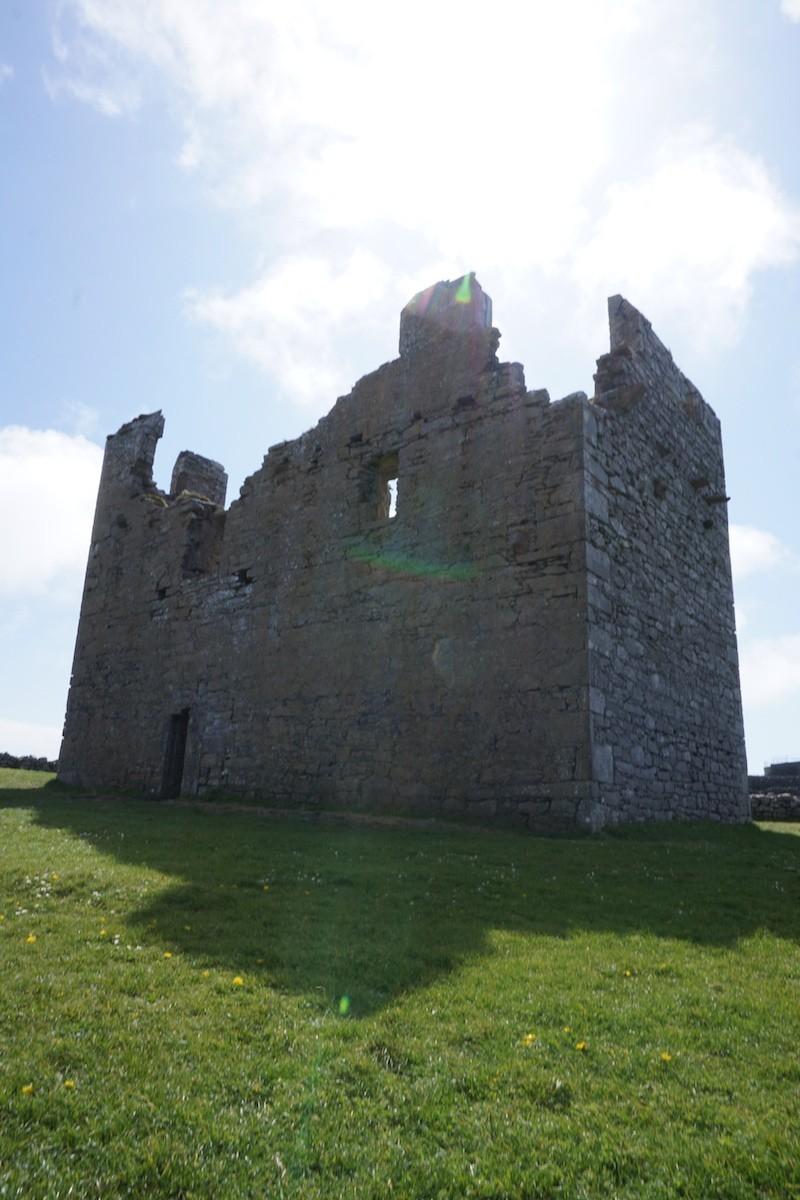 O'Brien's Castle on Inis Oírr Ireland