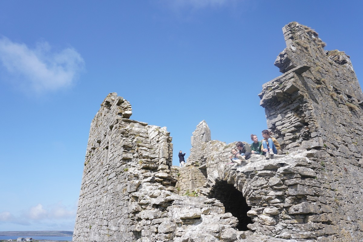 O'Brien's Castle on Inis Oirr