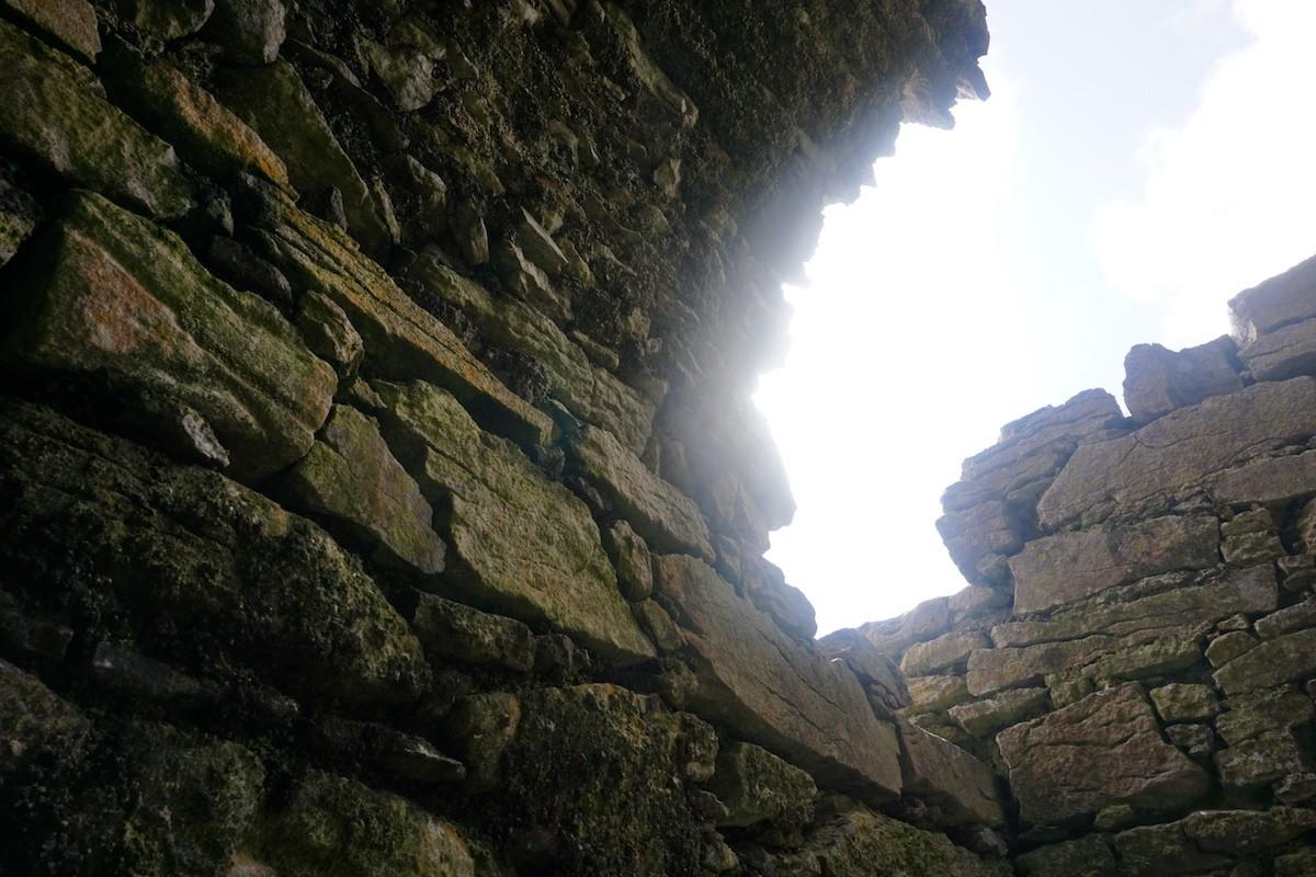 castle onInis Oirr