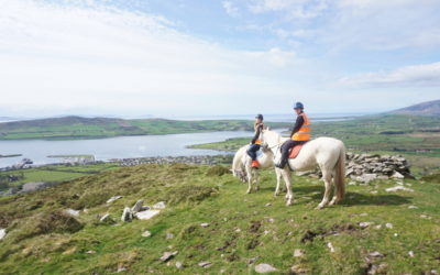 Horseback Riding On The Dingle Peninsula