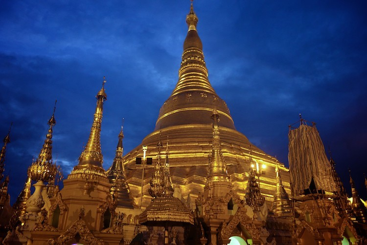 Naypyidaw Thailand