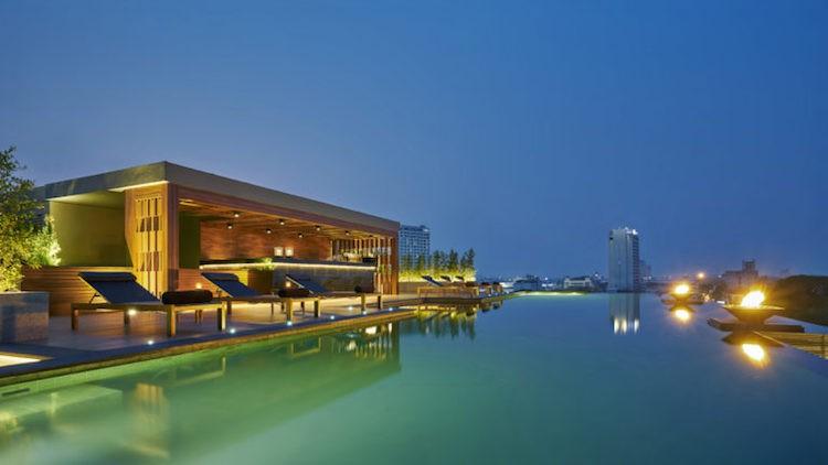 thailand infinity pool