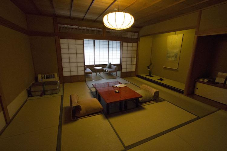 Luxury Ryokan in Kyoto