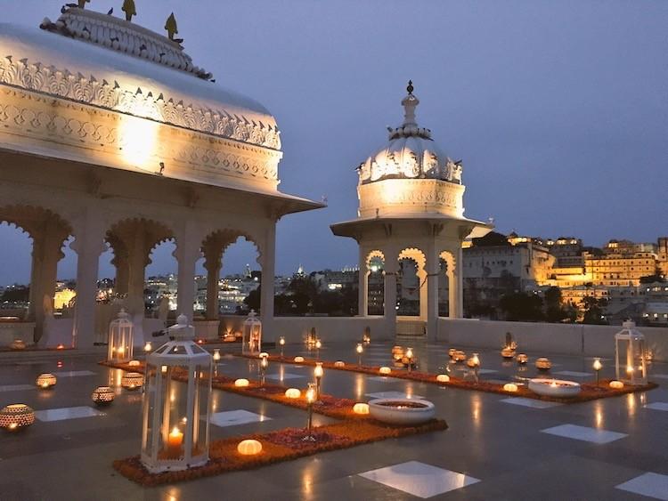 Taj Udaipur Lake Palace