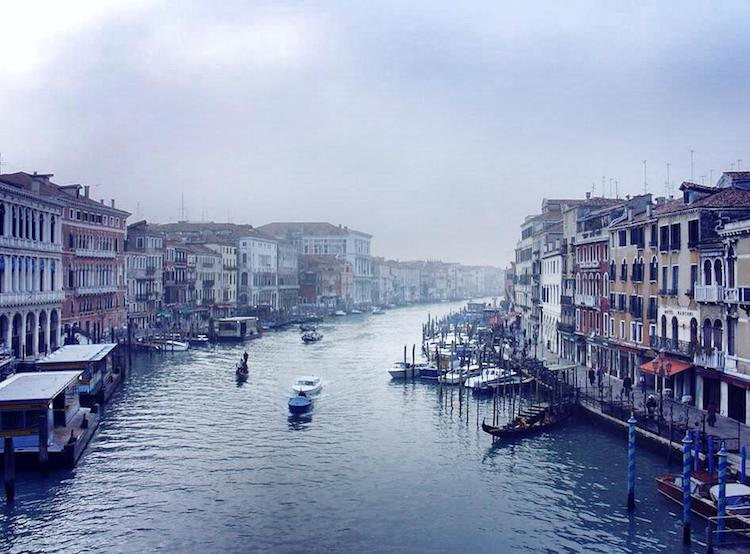 Venice honeymoon