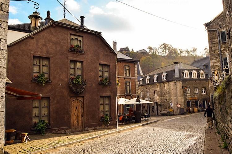 beautiful Belgium cottage