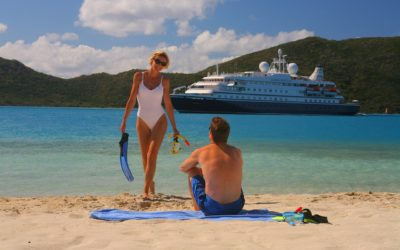 5 Best Romantic Honeymoon Cruises in the World