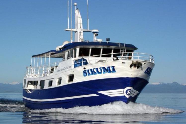 Sikumi Alaska Cruises