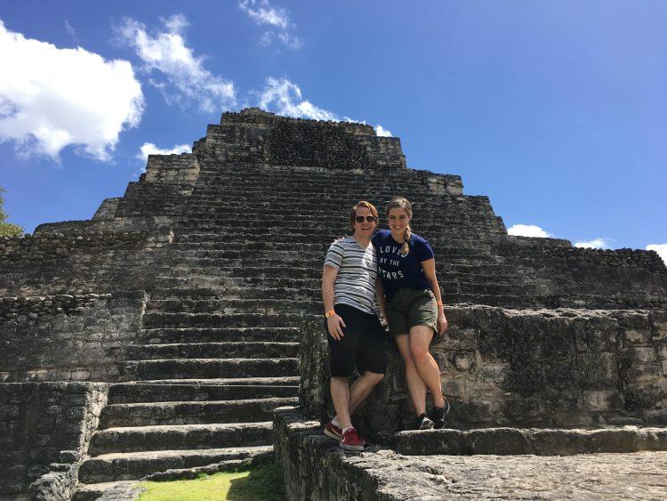 Costa Maya Chacchoben Mayan Ruins