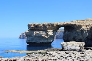 gozo rocks for honeymooners