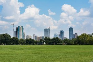 free day date in Zilker Park