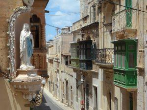 streets in Malta