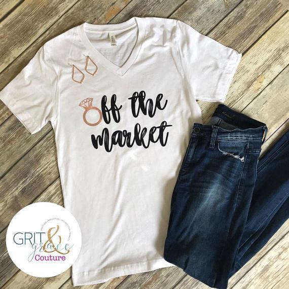 off the market t shirt