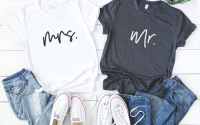 50 Fun Honeymoon T Shirts For Matching Couples