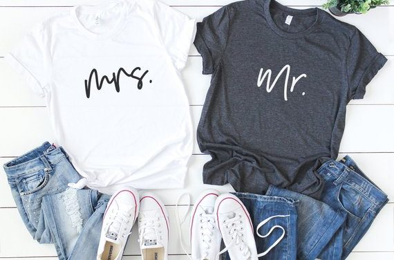 50 Fun Honeymoon T Shirts For Newlywed Couples
