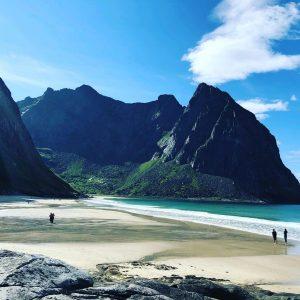 beaches of norway for honeymooners