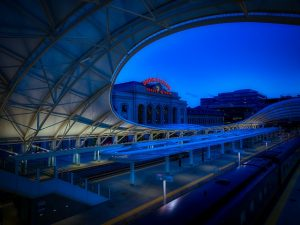 union station, denver colorado for honeymooners
