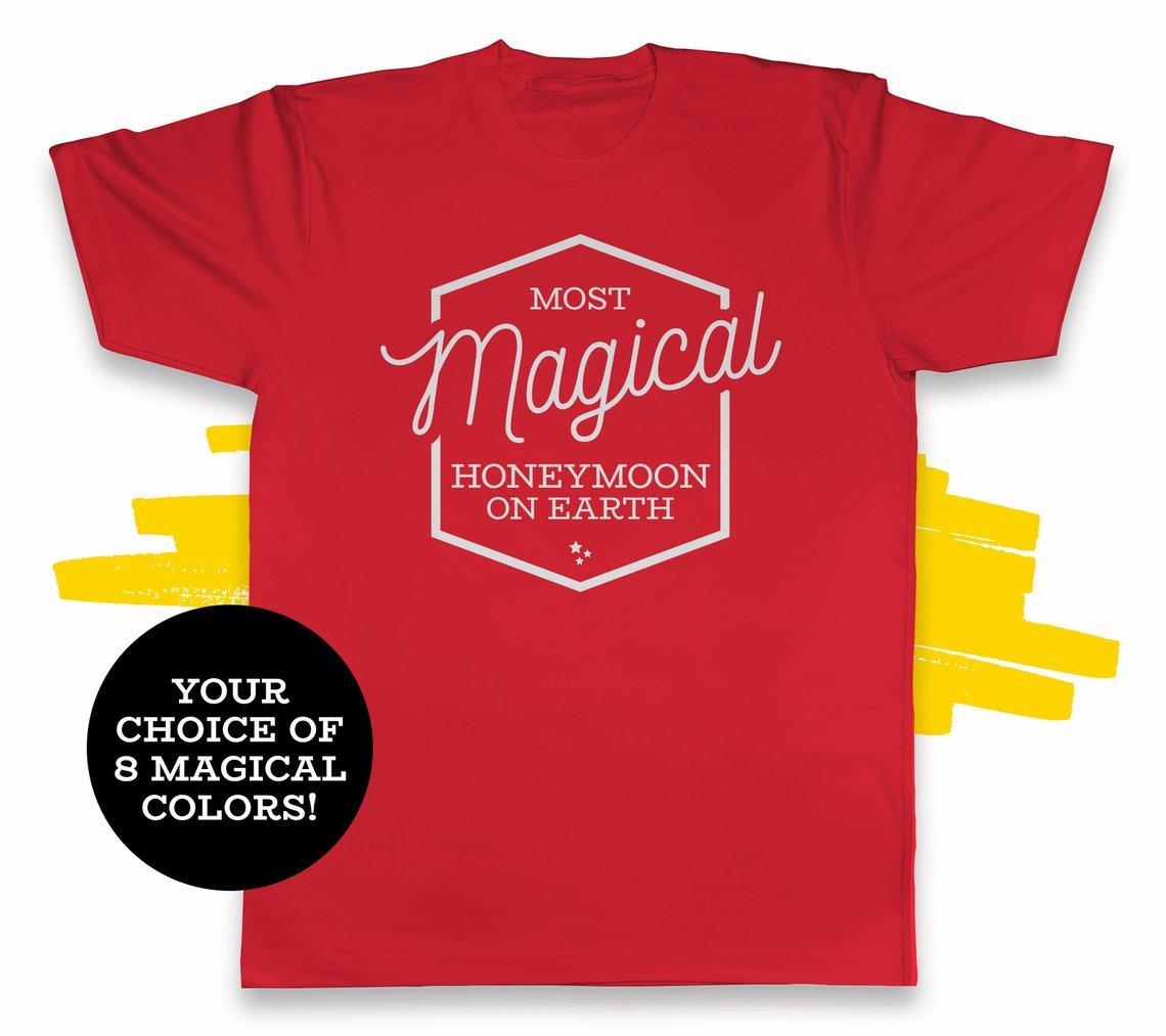 Most Magical Honeymoon Tee
