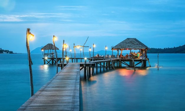 Where to Honeymoon in Thailand
