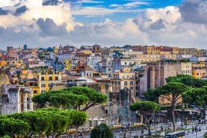 rome for honeymooners
