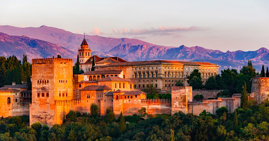 Where to Honeymoon in Spain
