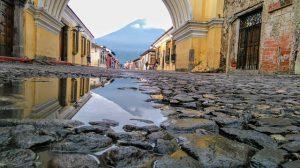 antigua streets for honeymooners