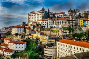 buildings in portugal