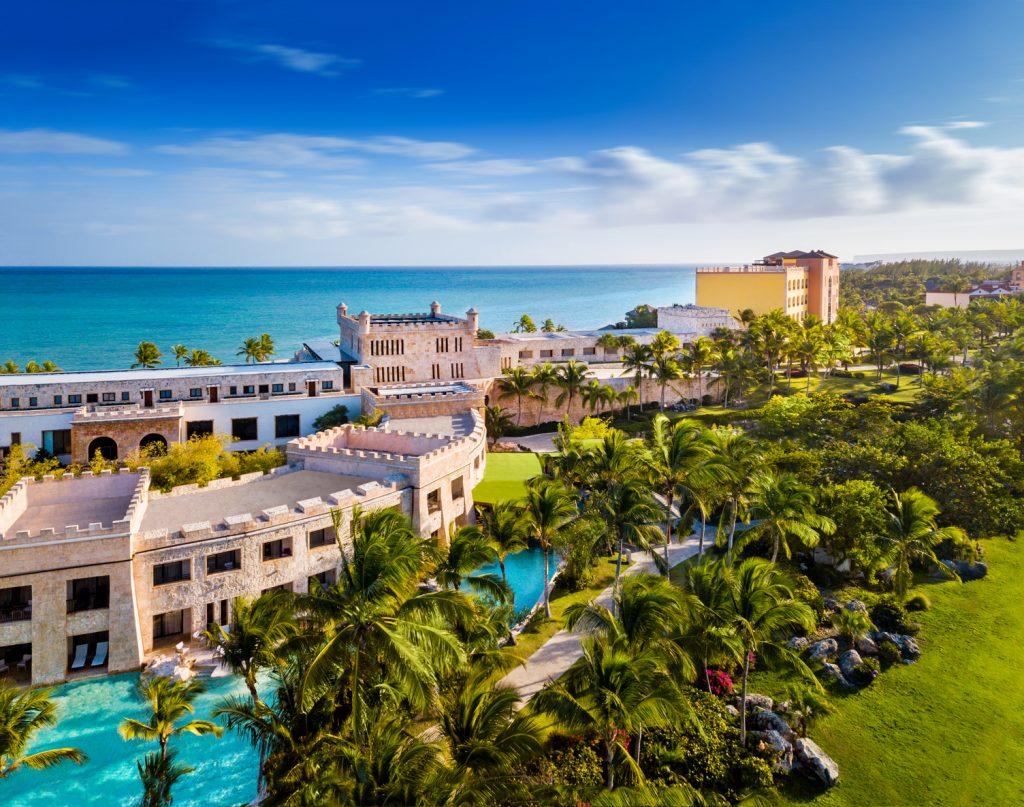 beautiful resort in dominican republic