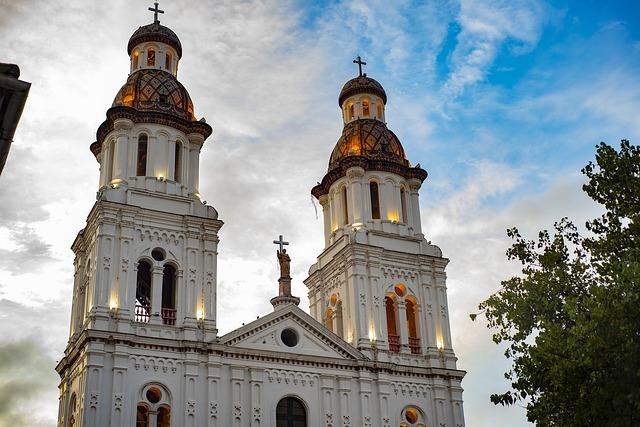 church in santo domingo, dominican republic