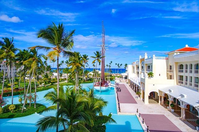a beautiful hotel in the dominican republic