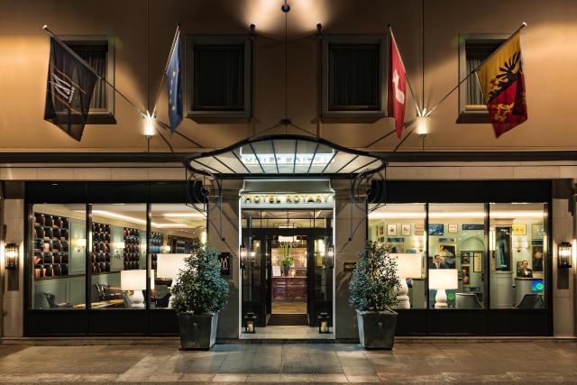 Hotel Rotary Geneva