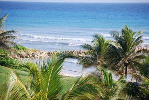 Jamaica honeymoon beach
