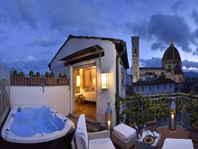 Jacuzzi Suite Hotel Brunelleschi