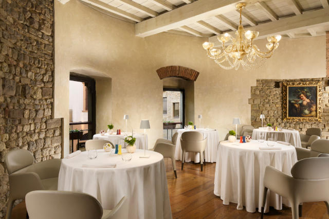 Santa Elisabetta Restaurant Michelin Star