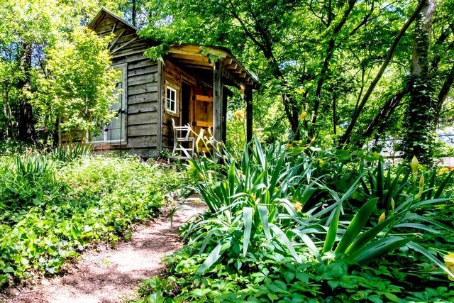 Charming cabin near Dallas area