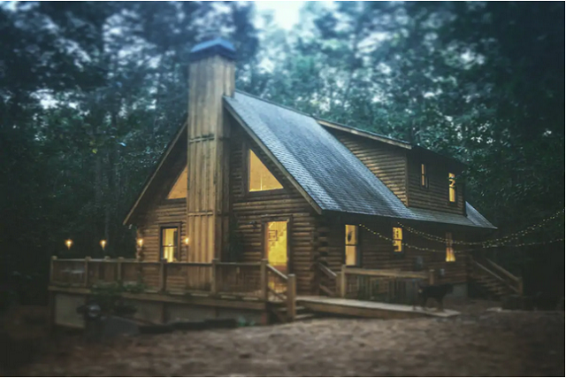 Kilo Cabin 40 Minutes From Atlanta