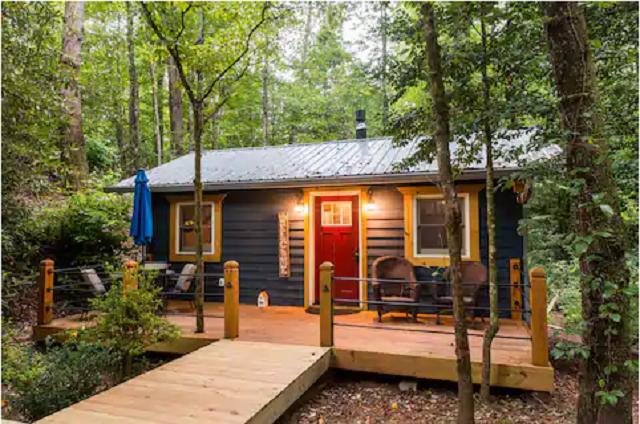 Mystic Moonlight Cabin in North Georgia