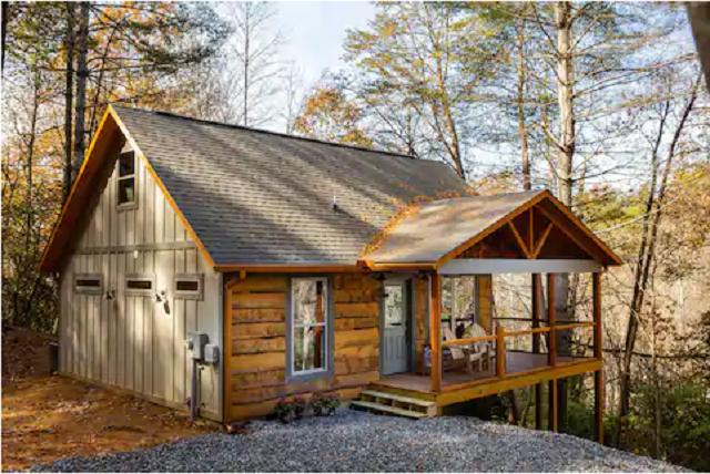 Tranquility Ridge North Georgia Cabin