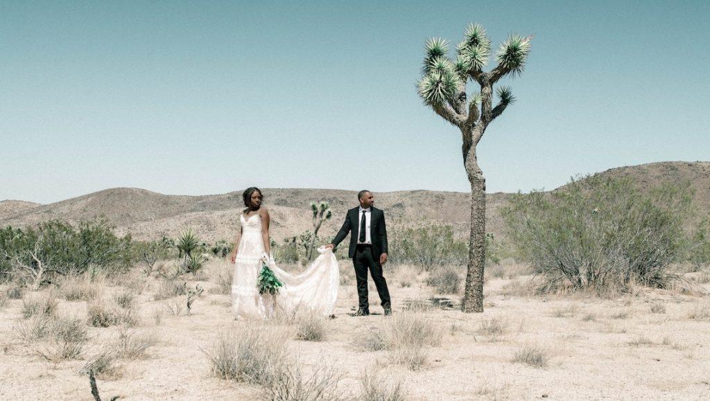 Joshua Tree Couple