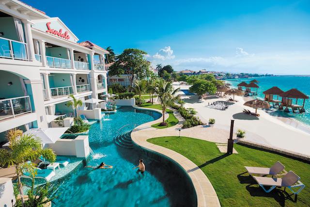Sandals Resort Montego Bay all inclusive resort